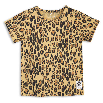 BASIC T-SHIRT - LEOPARD