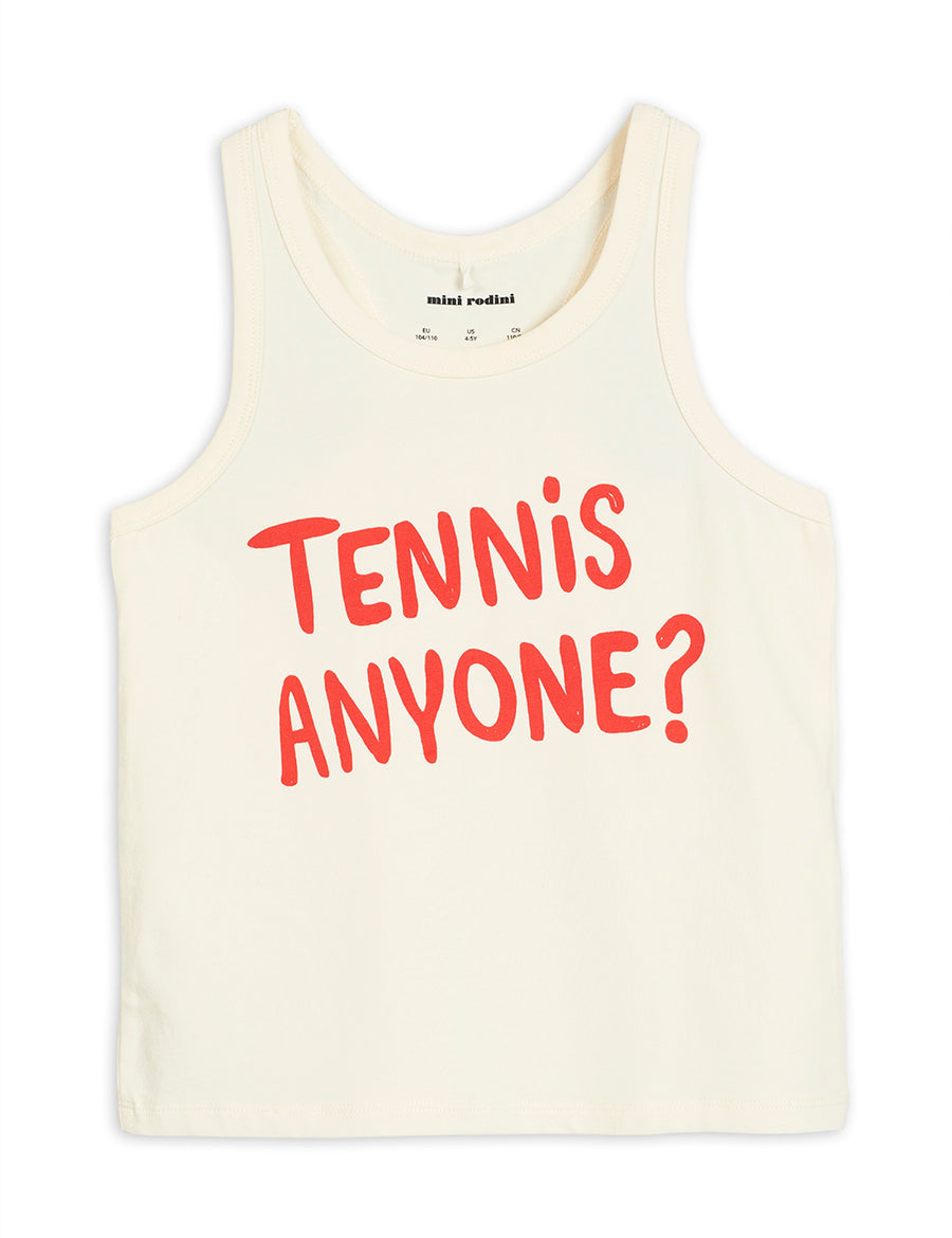 TENNIS ANYONE TANK