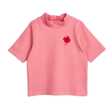 CLOVER EMBROIDERED T-SHIRT