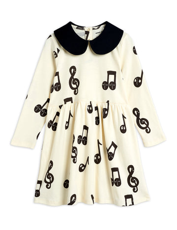 NOTES DRESS