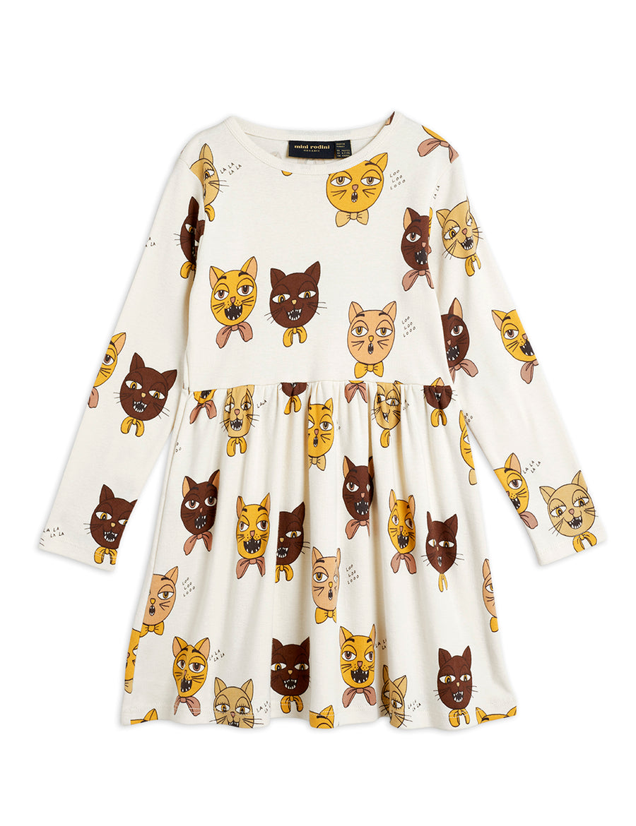CAT CHOIR DRESS