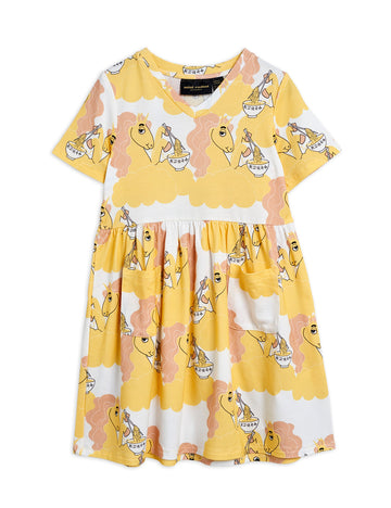 UNICORN NOODLES DRESS