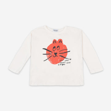 CAT LONG SLEEVE T-SHIRT ⎪BABY