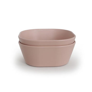 SQUARE BOWL SET⎟BLUSH