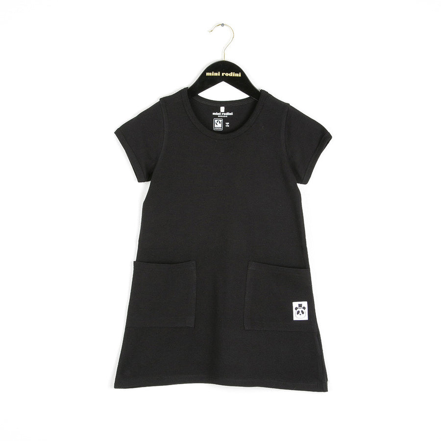 Mini Rodini Black Dress