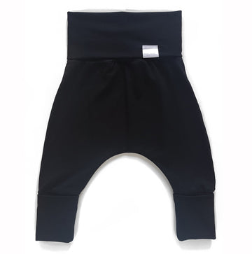 GROWN WITH ME PANTS - BLACK