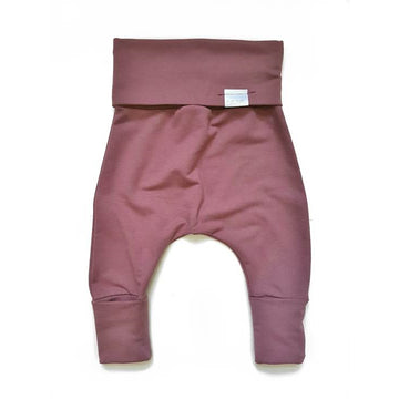 GROWN WITH ME PANTS - ROSE BROWN