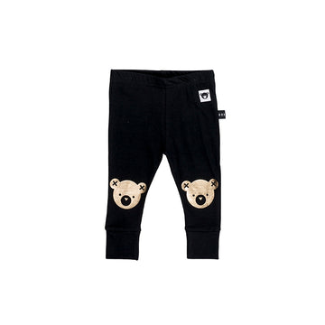 GOLD BEAR LEGGINGS