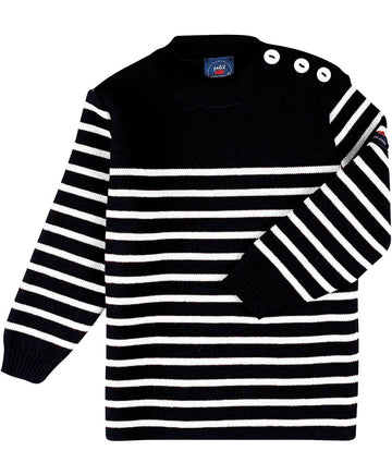 Saint-James nautical striped sweater