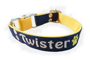 CUSTOMIZED PET COLLARS - MEDIUM