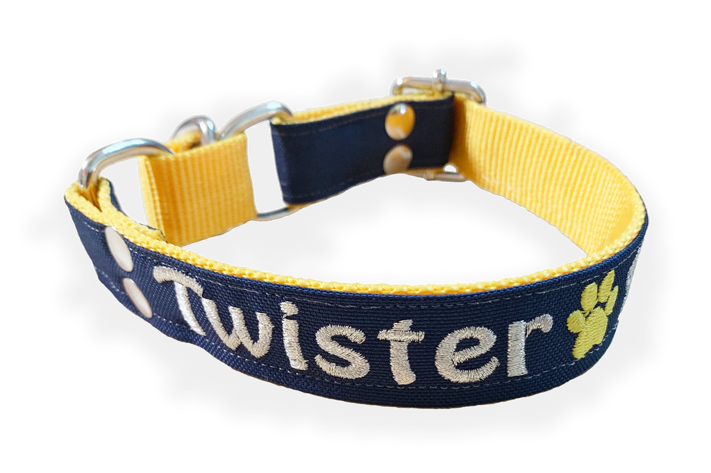 CUSTOMIZED PET COLLARS - SMALL