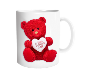 VALENTINE'S DAY COFFEE MUGS