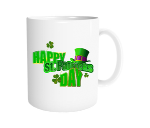 ST. PADDY'S DAY MUGS