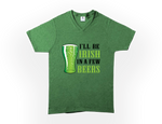 MENS ST. PADDY'S DAY V-NECK TEES