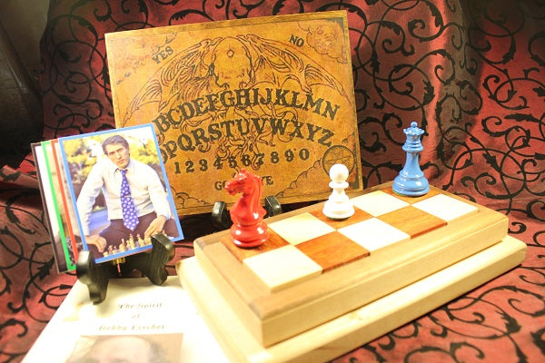 The Spirit of Bobby Fischer - Gemini Artifacts