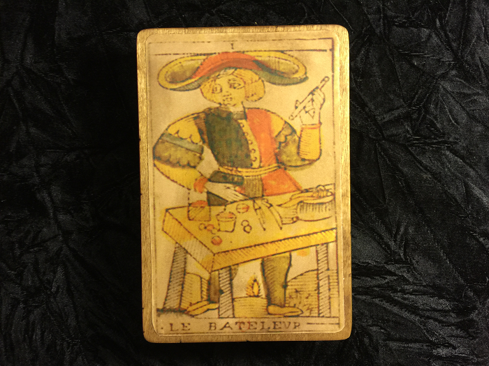 Locking Tarot Boxes