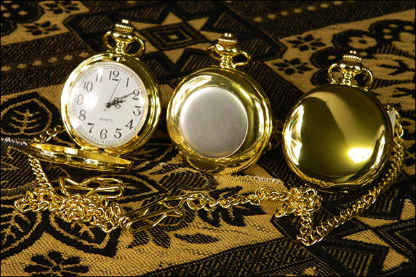 The Pocket Watch - Gemini Artifacts