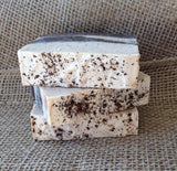 Coffee Cake Scented Cold Process Soap