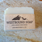 Bare Naked Handmade Unscented Soap