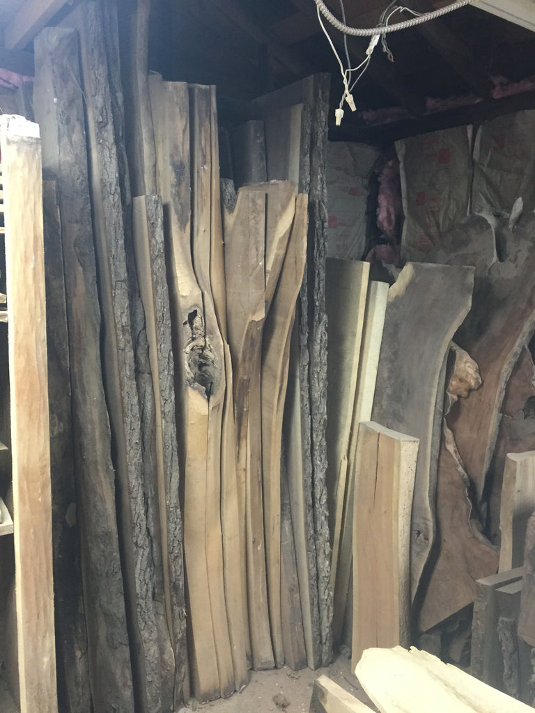Live Edge Artisan: The Great Wood Pile