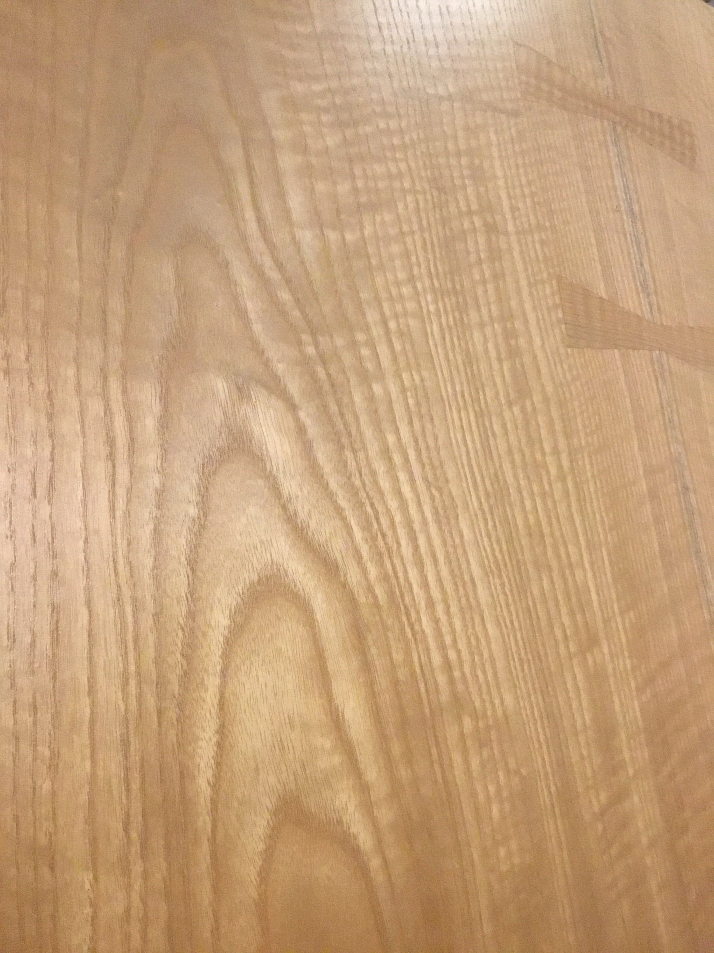 Live Edge Dining Table: Curly Sassafras with Curly Sassafras