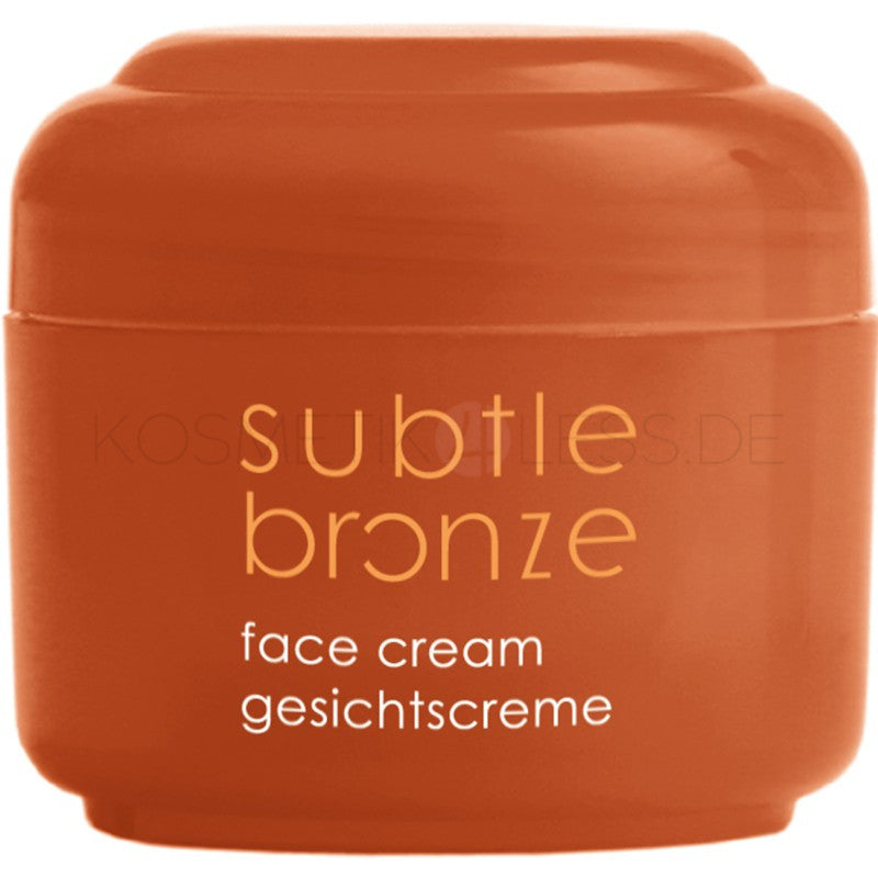 Ziaja - Subtle Bronze Face Cream