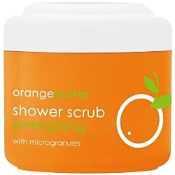 Ziaja Orange Butter Shower Scrub with Microgranules