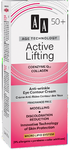 AA Cosmetics (Age Technology 50+) Anti-Wrinkle Eye Cream