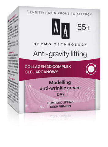 AA Cosmetics Anti-Gravity Lifting (55+) Day Cream