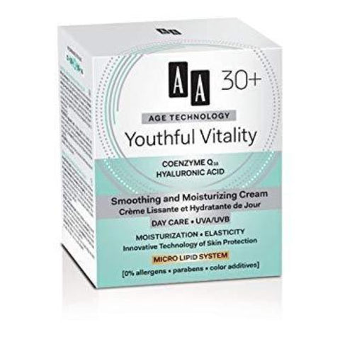 AA Cosmetics (Age Technology 30+) Smoothing and Moisturizing Day Cream