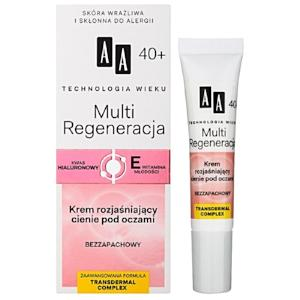 AA Cosmetics (Age Technology 40+) Eye Brightening Cream Multi Regeneration