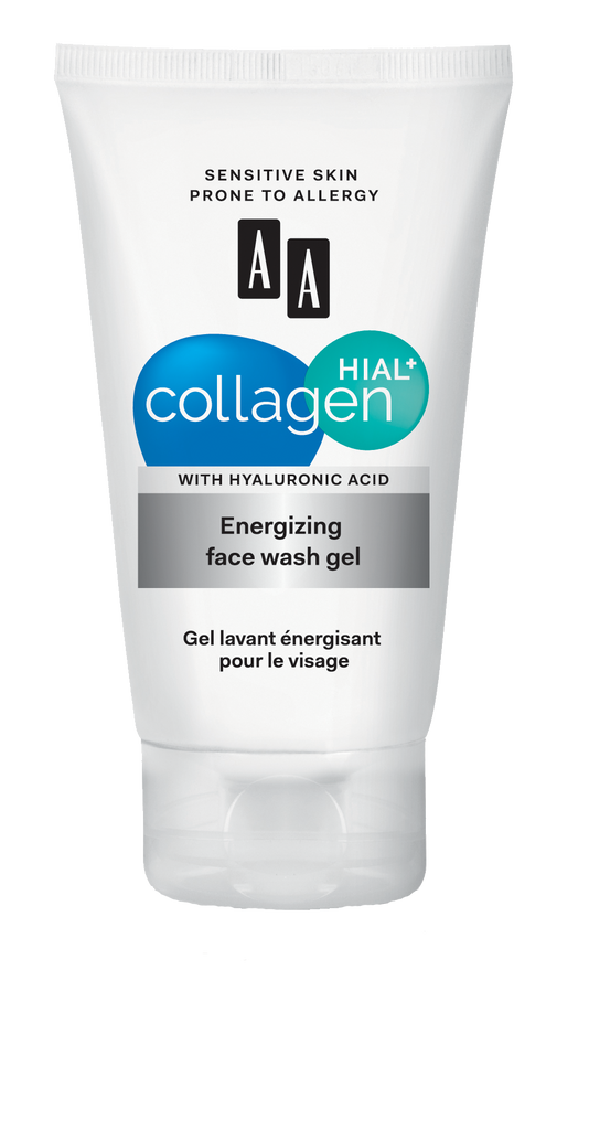 AA Cosmetics (Collagen Hial 30+) Energizing Face Wash Gel