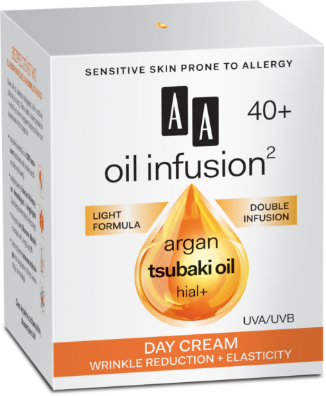AA Oil Infusion Double Infusion ( 40+) Day Cream