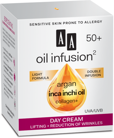 AA Oil Infusion Double Infusion ( 50+) Day Cream