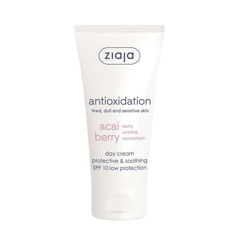 Ziaja - Acai Berry Day Cream SPF 10
