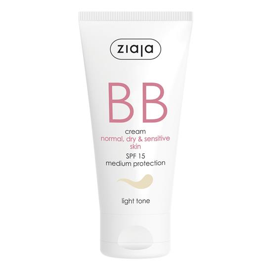 Ziaja BB Cream - Normal, Dry & Sensitive (Light Tone)