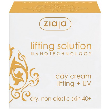 Ziaja Lifting Solution Nanotechnology Day Cream