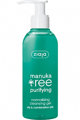 Ziaja Manuka Tree Cleansing Gel