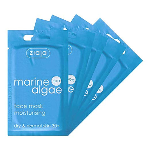 Ziaja Marine Algae Face Mask (x5)