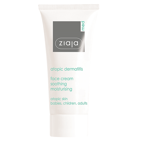 Ziaja Med Atopic Dermatitis Face Cream