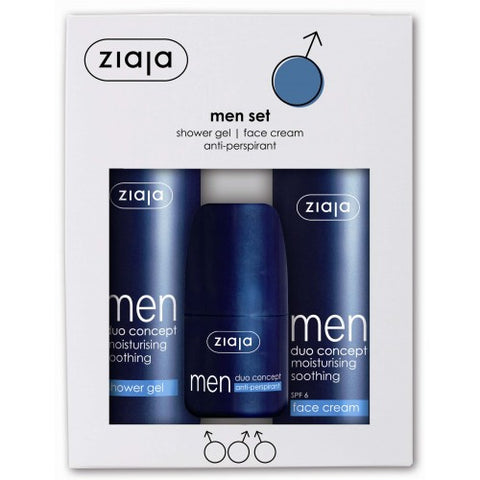 Ziaja Men's Set - GREAT VALUE!
