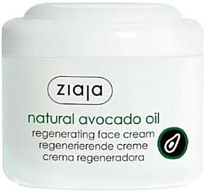 Ziaja Natural Avocado Oil Regenerating Face Cream