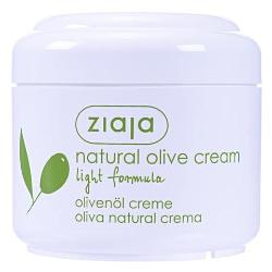 Ziaja Natural Olive Cream Light Formula