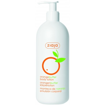 Ziaja Orange Butter Body Lotion