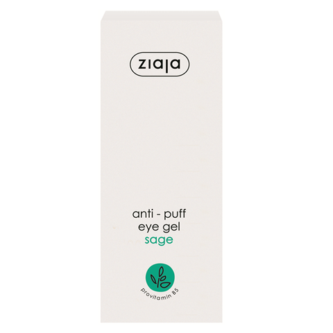 Ziaja Sage Anti-Puff Eye Gel