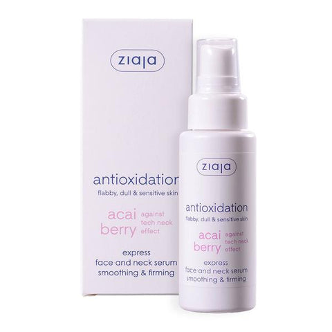 Ziaja - Acai Berry Express Face and Neck Serum