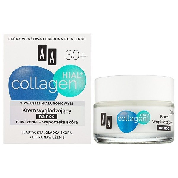 AA Cosmetics (Collagen Hial 30+) Firming and Moisturizing Cream