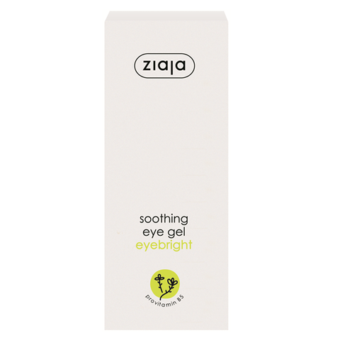 Ziaja Eyebright Soothing Eye Gel
