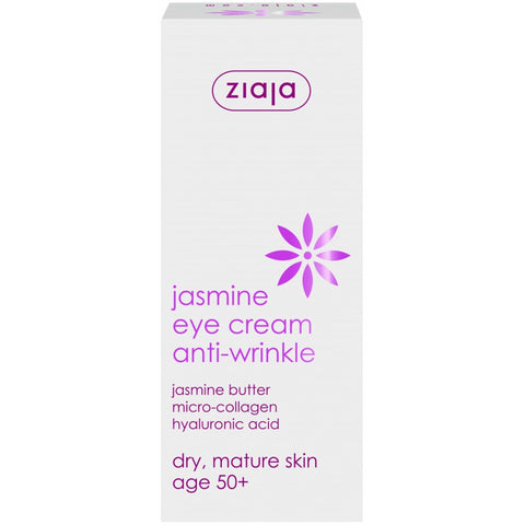 Ziaja Jasmine Eye Cream Anti-Wrinkle