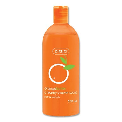Ziaja Orange Butter Creamy Shower Soap